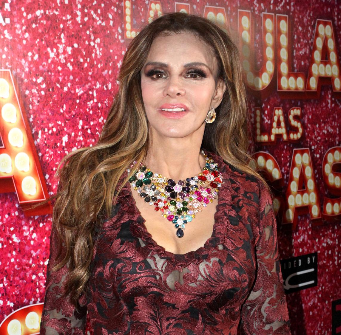 Lucía Méndez casi muere al lado de Cantinflas - WALU.TV